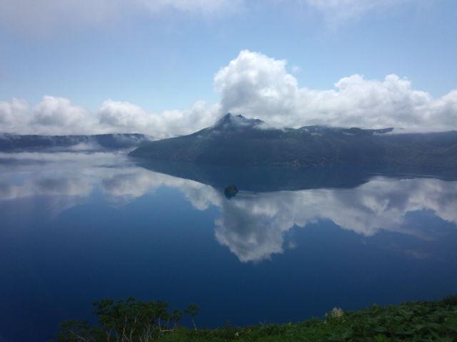 摩周湖きれい(*^^*)